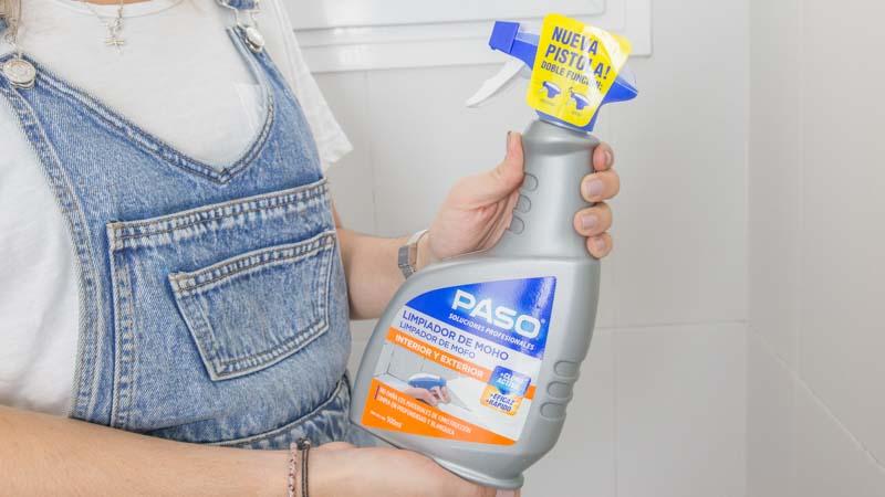 Cómo Limpiar El Moho De La Ducha Y El Baño Handfie Diy