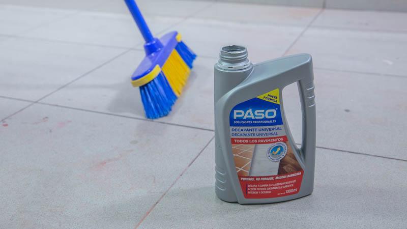 C mo limpiar manchas de pintura del suelo handfie diy - Como quitar manchas de limon en el piso ...