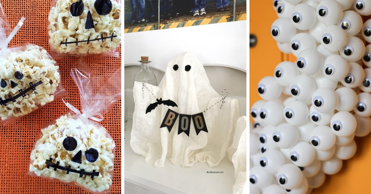 Decoraci n de halloween diy 14 ideas para ambientar tu casa - Decoracion para halloween ...