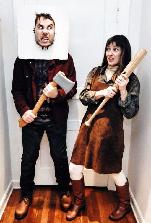 Disfraces Diy De Pelicula 10 Ideas Para Dar Miedo En Halloween - Idea-disfraz