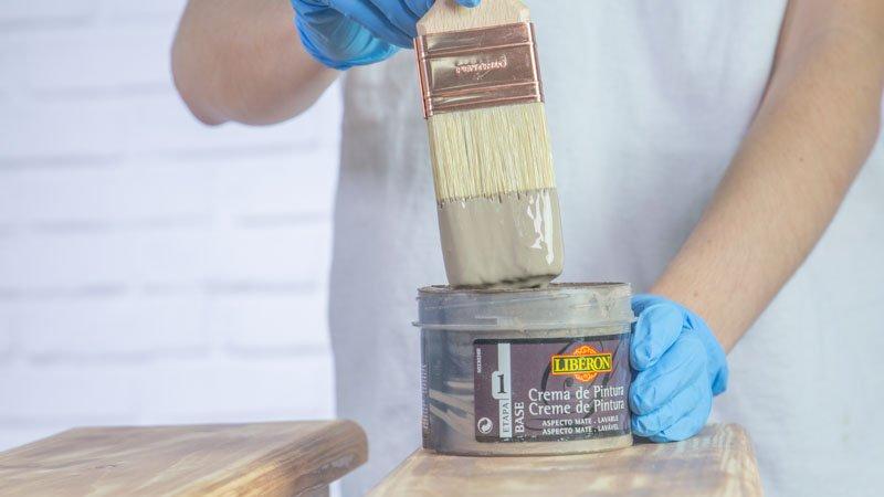 Crema de pintura de Liberon