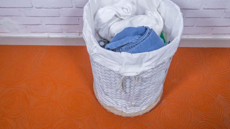Cesto para la ropa de Handfie