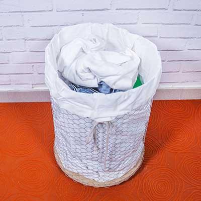 Cesto para la ropa sucia de Handfie