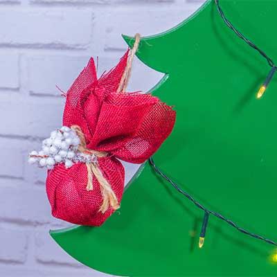 Cómo hacer bolas de Navidad de poliespán