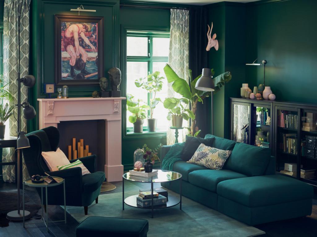 Decoraci n de invierno 7 ideas para transformar tu hogar - Alfombras de cocina ikea ...