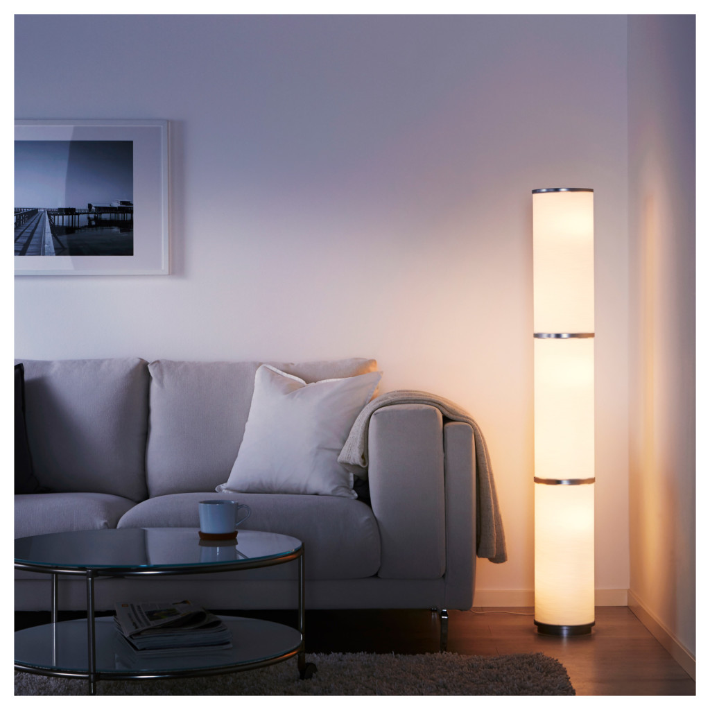 Lámpara de pie de Ikea