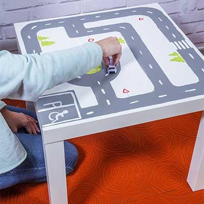 Mesa de juegos Handfie