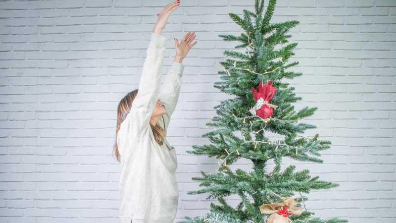 Árbol de Navidad de 2 metros