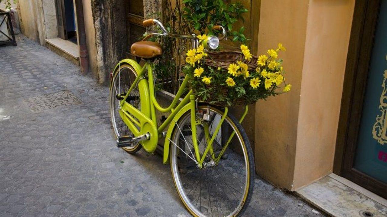Ideas Para Decorar Y Reciclar Ruedas De Bicicleta Handfie Diy