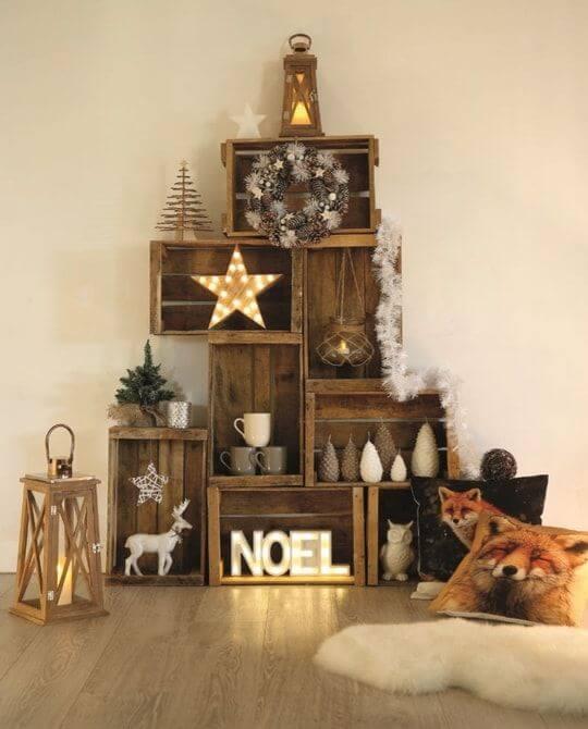 Decoracion Navidena 10 Ideas Para Decorar Tu Casa De Navidad - Ideas-para-decorar-en-navidad