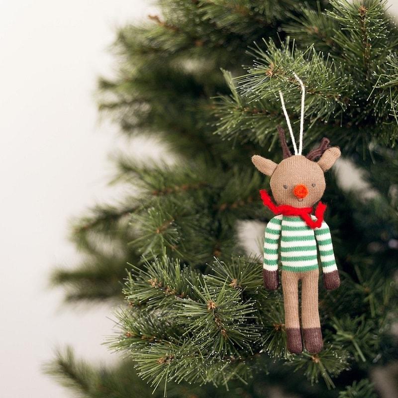 12 1 Adornos Para El árbol De Navidad Con Un Toque Distinto Handfie Diy