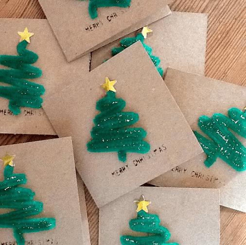 tarjetas-navidenas-arbolitos-con-pelito