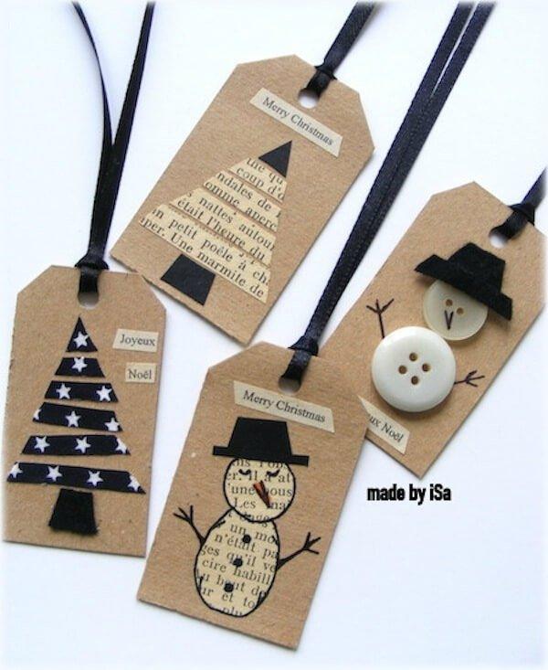 tarjetas-navidenas-hechas-con-etiquetas