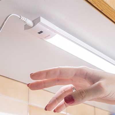 Luz automática para la cocina