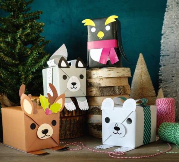 12 ideas originales para envolver regalos esta navidad - Ideas de regalos para reyes ...