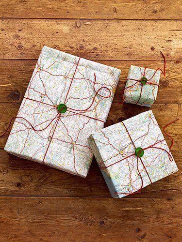 12 ideas originales para envolver regalos esta navidad for Envoltorios regalos originales