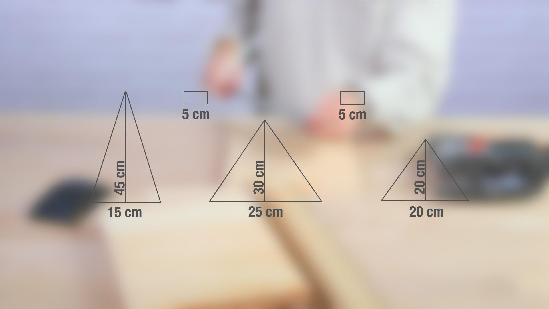 Medidas de los árboles