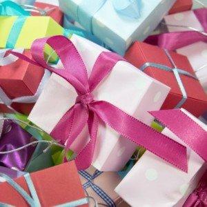 Los embalajes de los regalos se pueden reutilizar de forma muy creativa