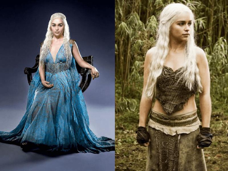 como hacerse el disfraz original de Khaleesi