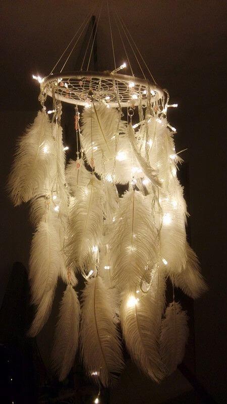 Decorar con guirnaldas de luces ideas para reusar tus - Luces decorativas ikea ...
