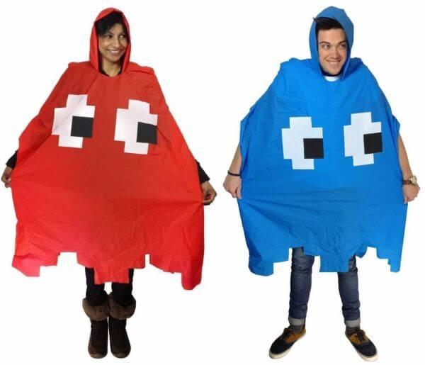 disfraz de comecocos Pac-Man