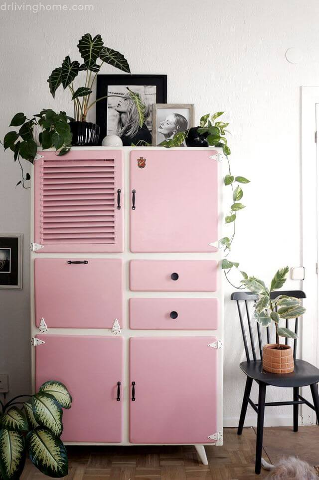Restaurar muebles antiguos 9 ideas para reciclar muebles for Muebles de cocina vintage