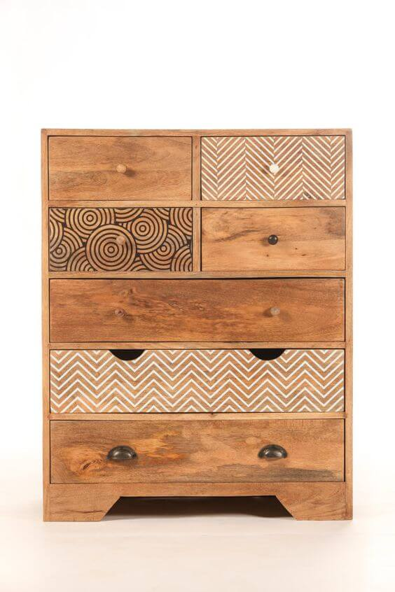 Restaurar muebles antiguos 9 ideas para reciclar muebles - Muebles antiguos de madera ...