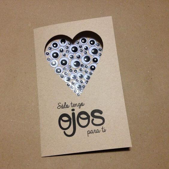 felicitaciones-para-san-valentin-papel-craft-solo-tengo-ojos-para-ti