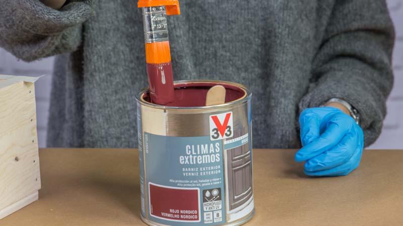 Barniz exterior climas extremos de V33