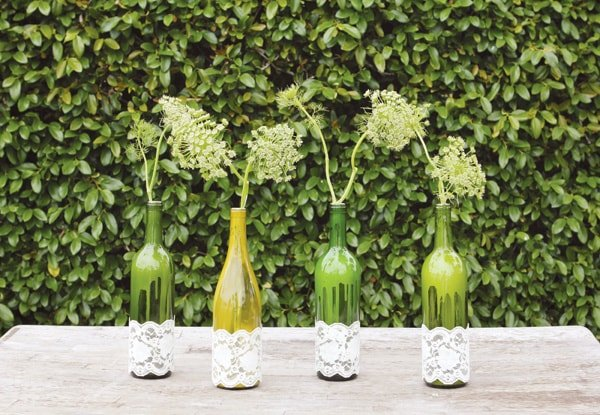 Botellas Decoradas 15 Ideas Para Transformarlas Handfie Diy