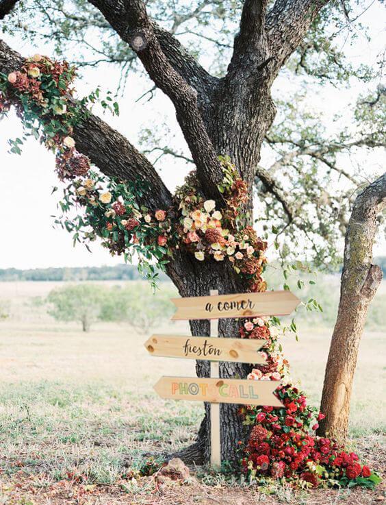 Decoracion bodas con ramas de arboles secos buscar con viewinvite co - Plantas secas decoracion ...