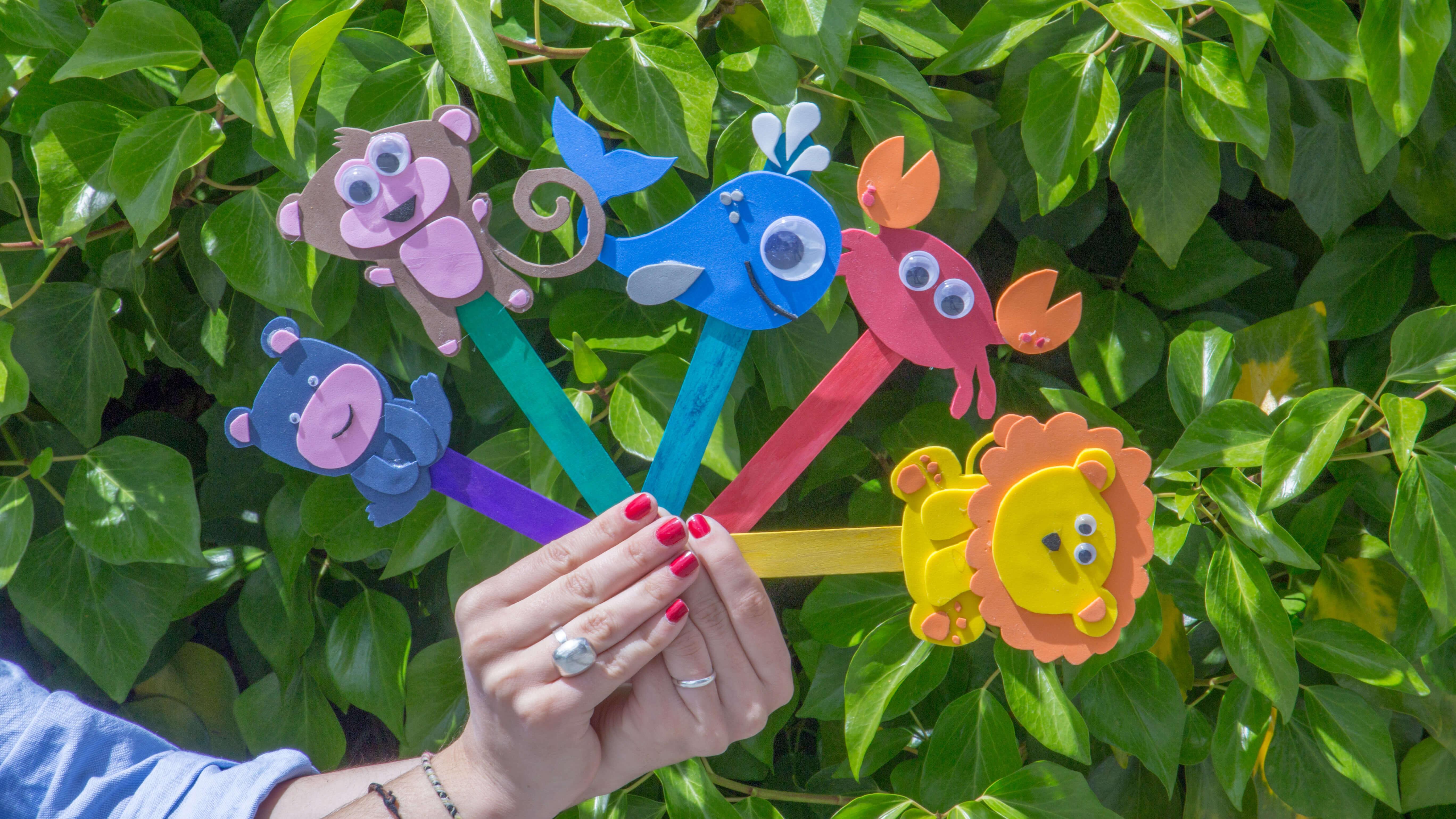manualidades-para-ninos-de-3-a-5-anos-marionetas-con-palitos-de-helado