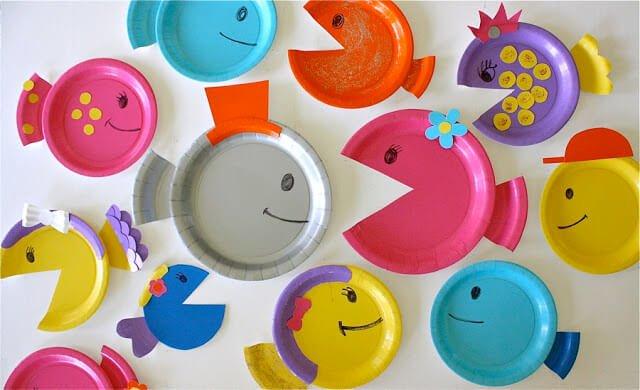 Manualidades Para Niños De 3 A 5 Años 11 Ideas Para Los Peques