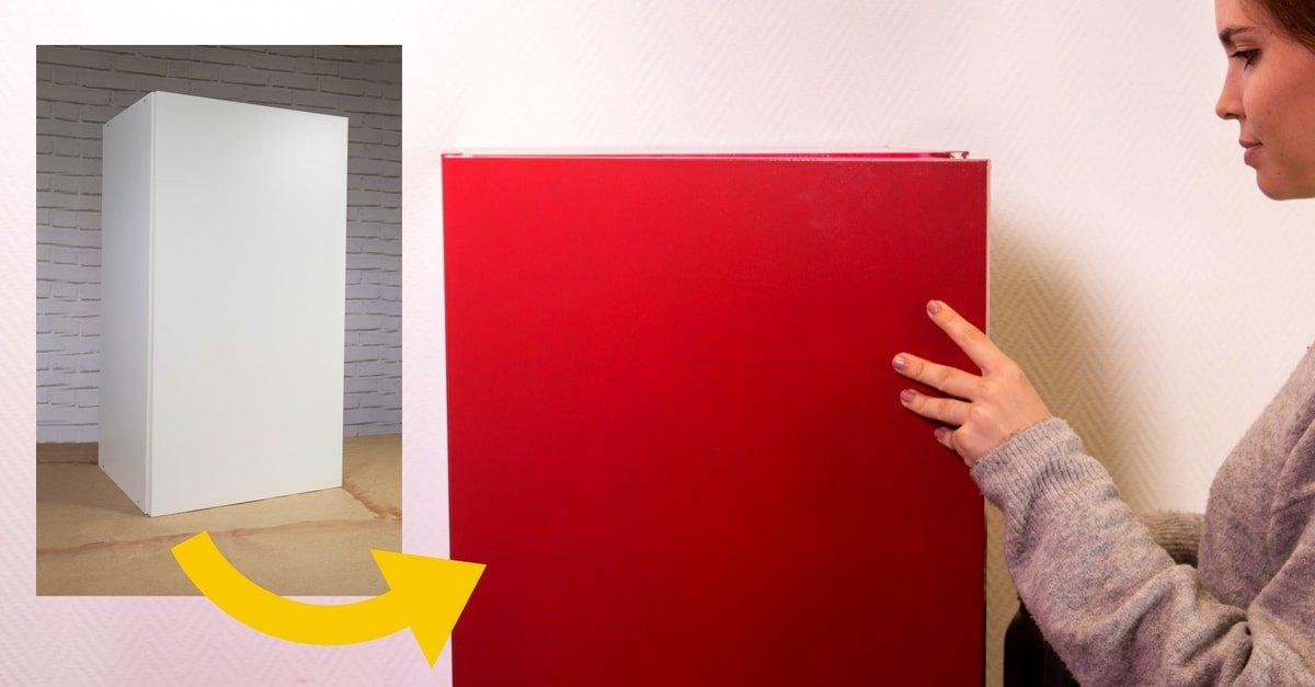 Pintar muebles de cocina antes y después