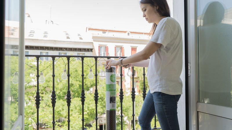 Malla Balcony Quality de ocultación de Catral