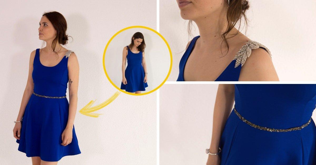 Adornar Una Vestido Para Un Cómo Sencillo BodaTutorial HE29ID