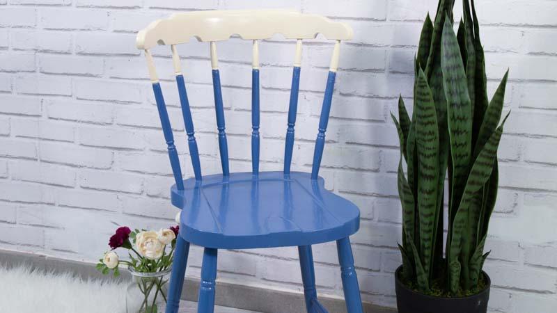 Cómo restaurar una silla de madera