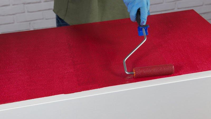 Cómo renovar un mueble de melamina