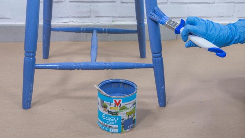Aplicación de pintura Easycolor de V33