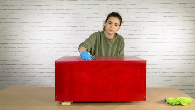 Transformación de un mueble de cocina