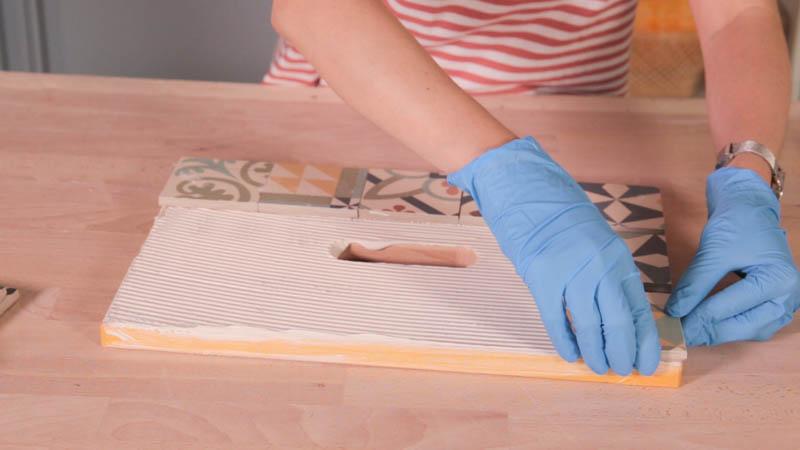 Adhesivo para pegar azulejos