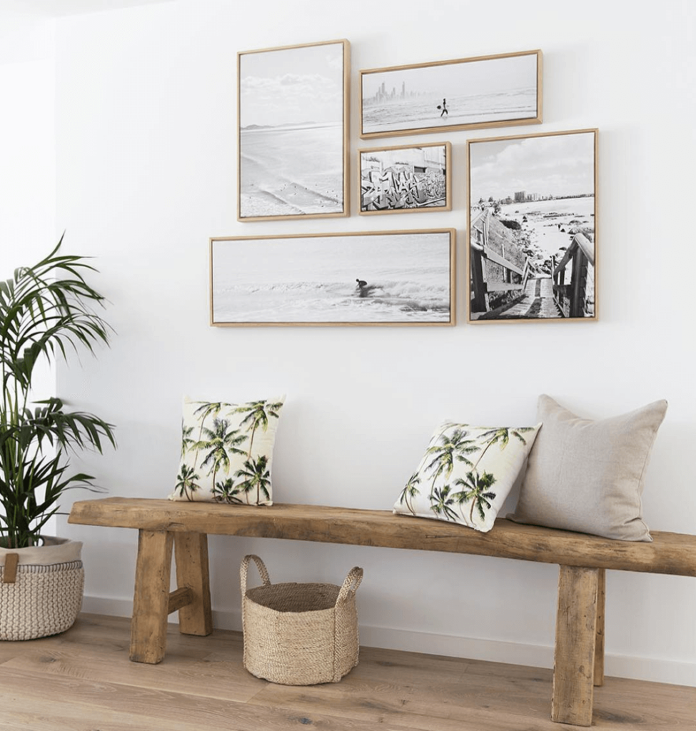 Decorar con fotos la pared 23 estilos en tendencia 2019 for Decoracion de paredes de recamaras