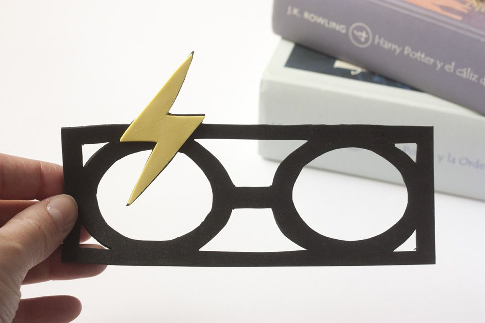Marcapáginas Harry Potter