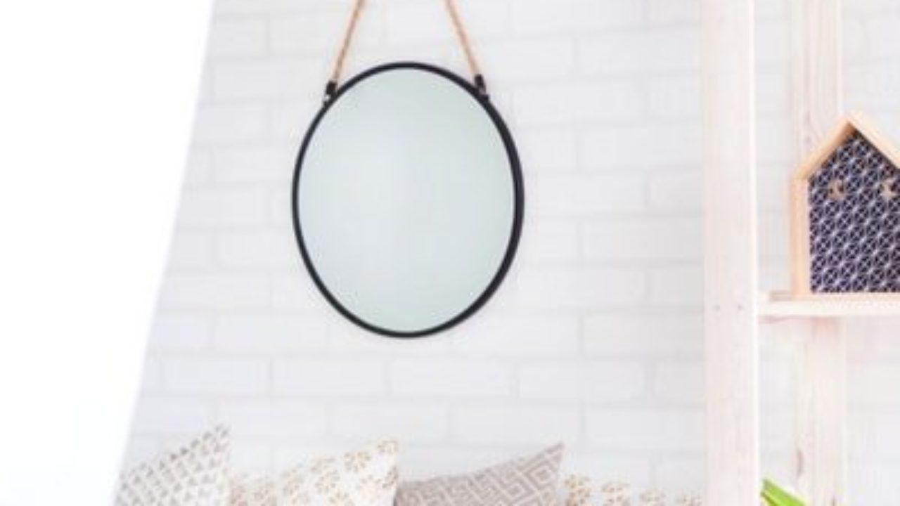 Ideas Para Decorar Espejos 12 Espejos Diy Geniales
