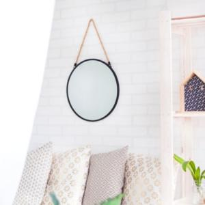Ideas para decorar espejos