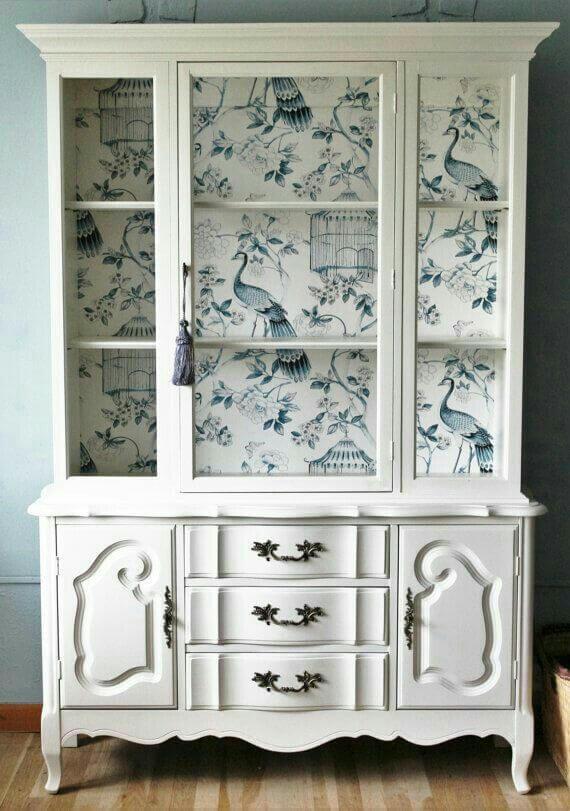 Da color a tus muebles antiguos 10 ideas para pintar muebles - Ideas para pintar muebles ...