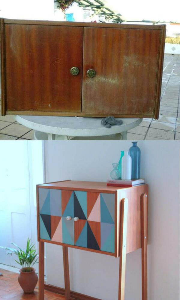 Da color a tus muebles antiguos: 10 ideas para pintar muebles
