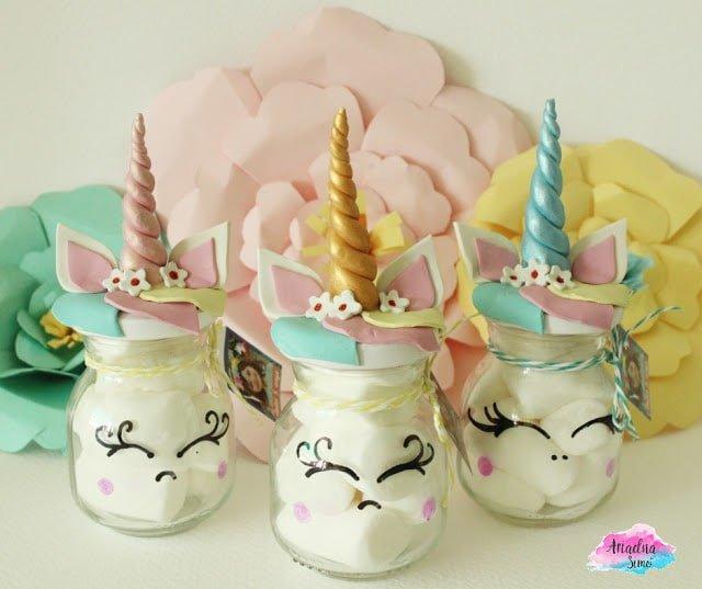 Souvenirs Unicornio Amigurumi Tejido A Crochet Bebés Y Niños ... | 537x640