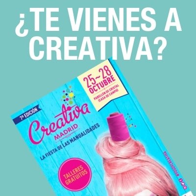 Handfie en Creativa Madrid
