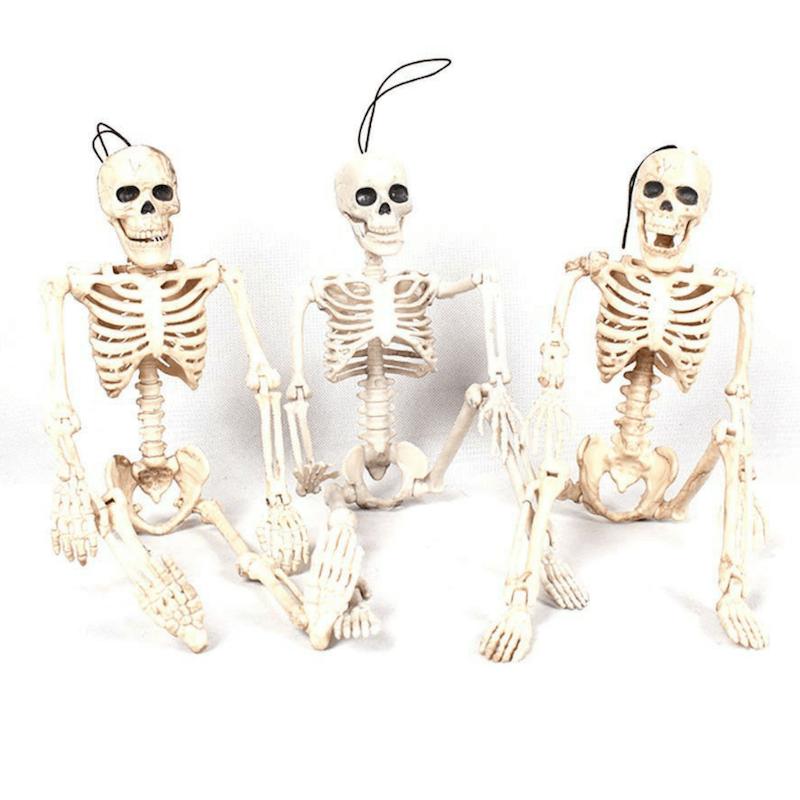Muertos vivientes esqueletos